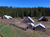 Eastriver Ranch - Barns and Outbuildings