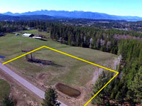 LOT 3 is a very picturesque setting with pasture area and small area of woods with great open views. Purchase additional adjacent lots for a great estate type of parcel.